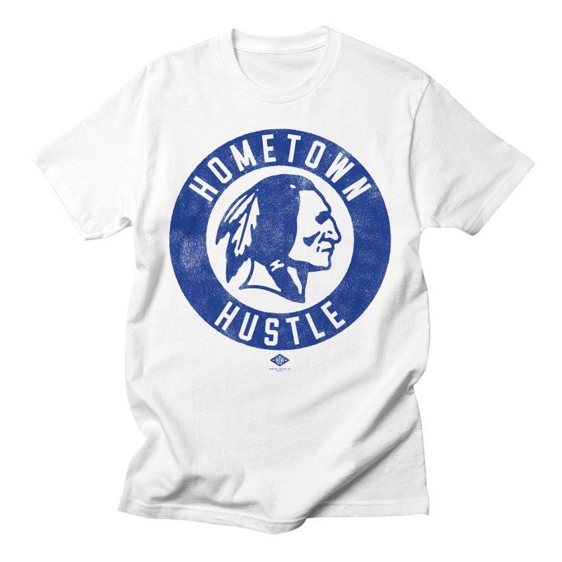 Indian Hustle Men's T-Shirt by Hometown Hustle