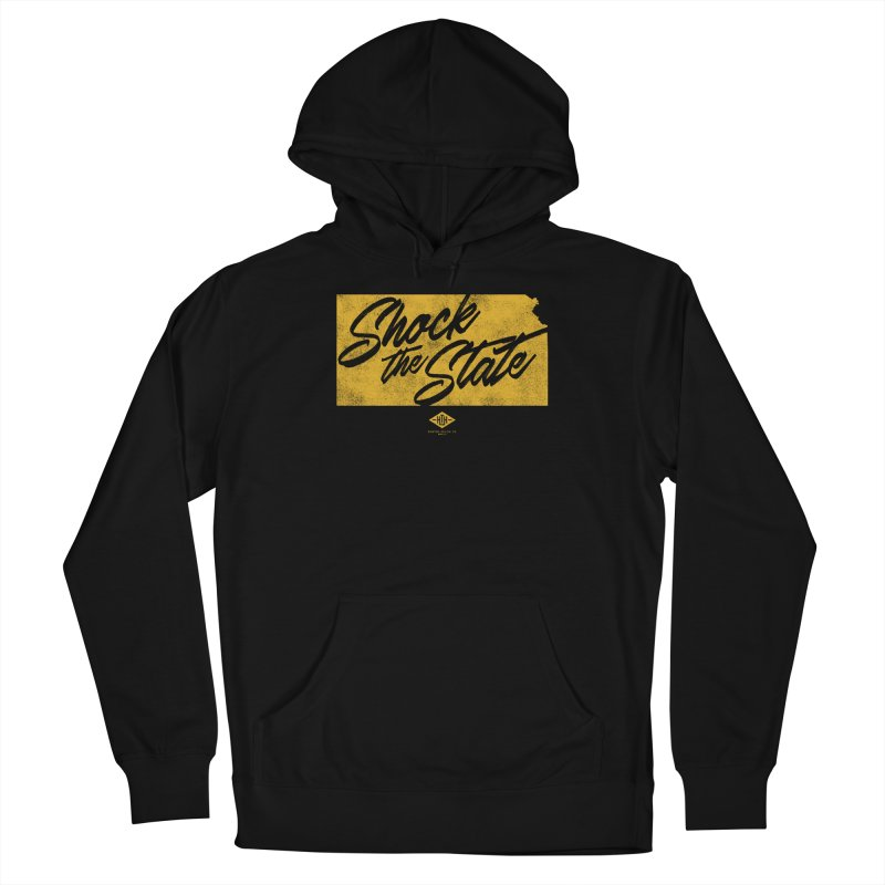 Shock the State Women's Pullover Hoody by Hometown Hustle
