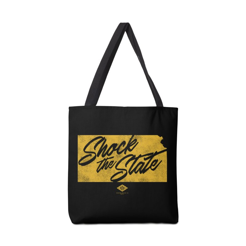 Shock the State Accessories Bag by Hometown Hustle