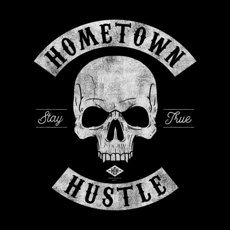 Ride or Die Men's Longsleeve T-Shirt by Hometown Hustle