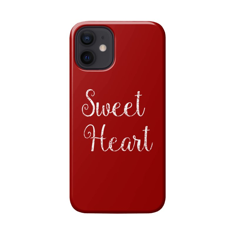 Sweet Heart Accessories Phone Case by Honeybee Clothing and Wares