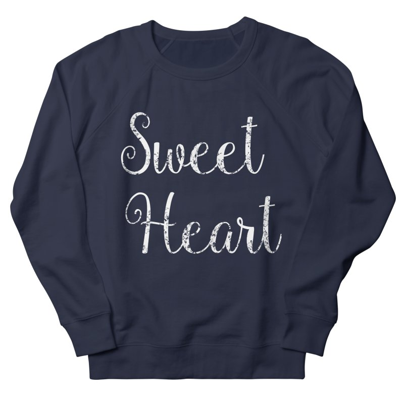 Sweet Heart Women's Sweatshirt by Honeybee Clothing and Wares