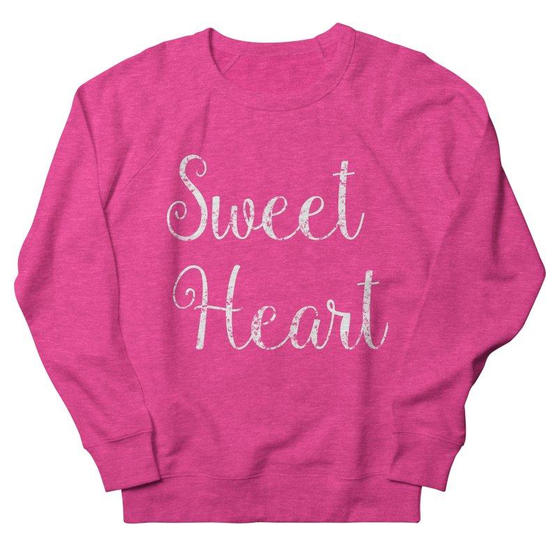 Sweet Heart Men's Sweatshirt by Honeybee Clothing and Wares
