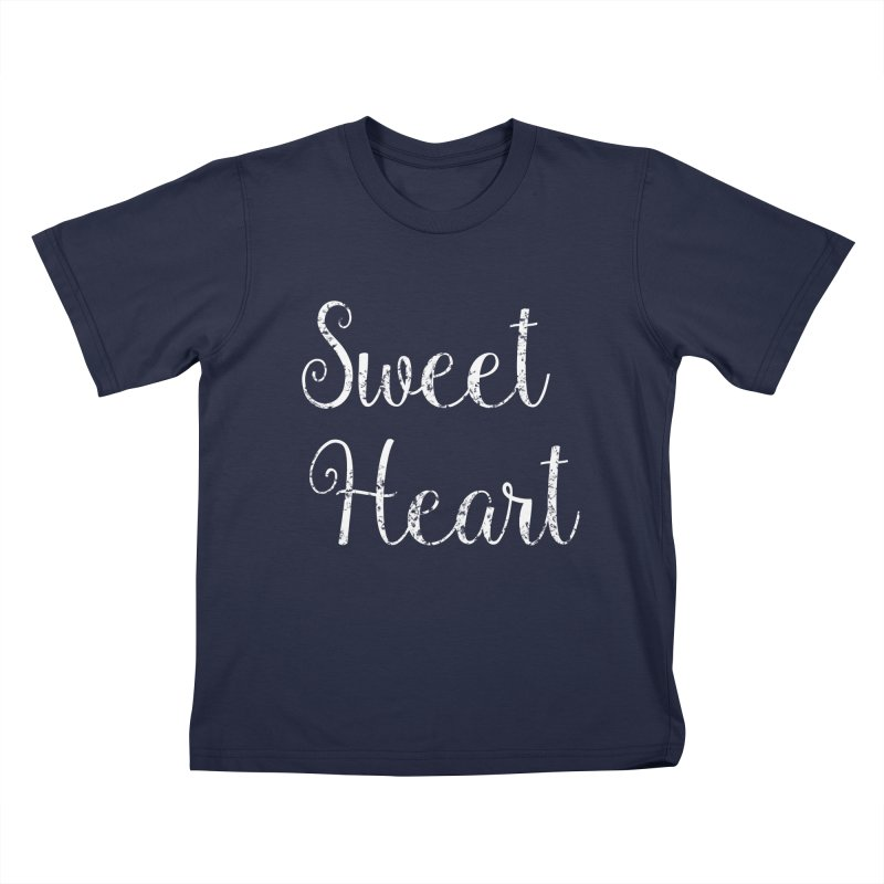 Sweet Heart Kids T-Shirt by Honeybee Clothing and Wares