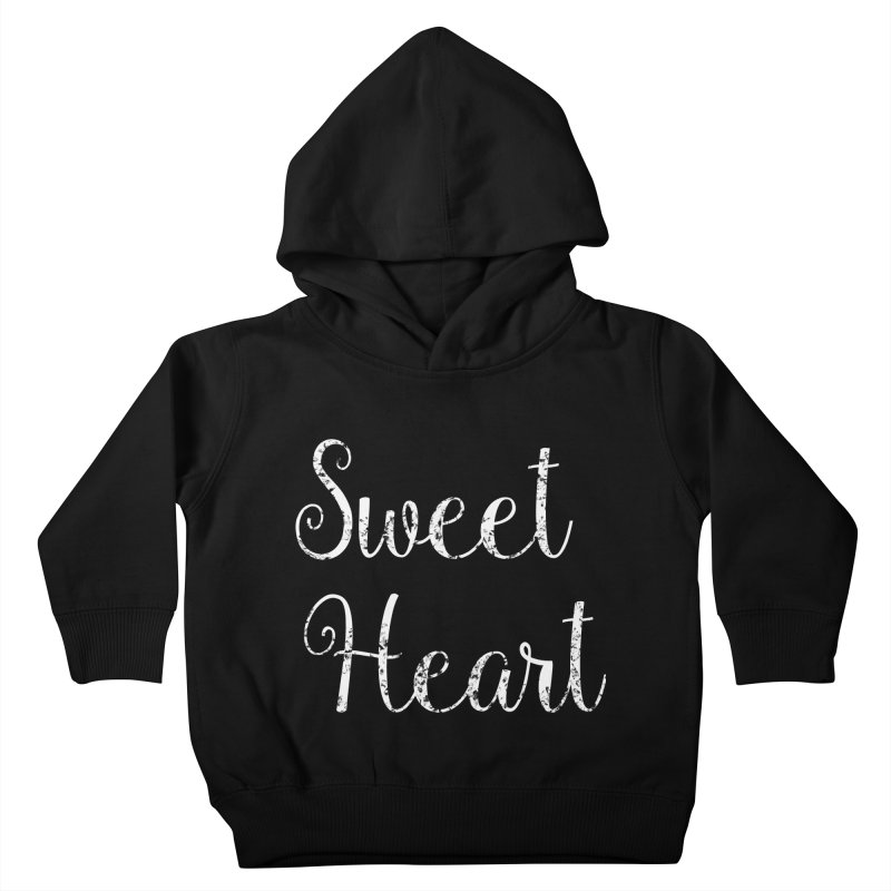 Sweet Heart Kids Toddler Pullover Hoody by Honeybee Clothing and Wares
