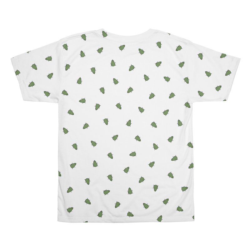 Avocado Men's All Over Print by Honey Dill on Threadless