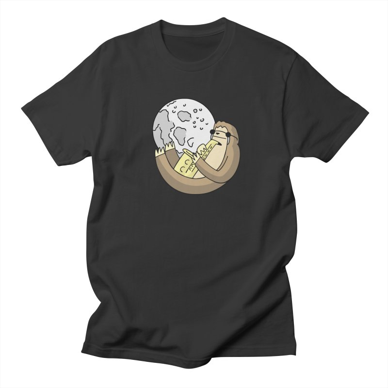 Sexy Sloth Women's Regular Unisex T-Shirt by Honey Dill on Threadless