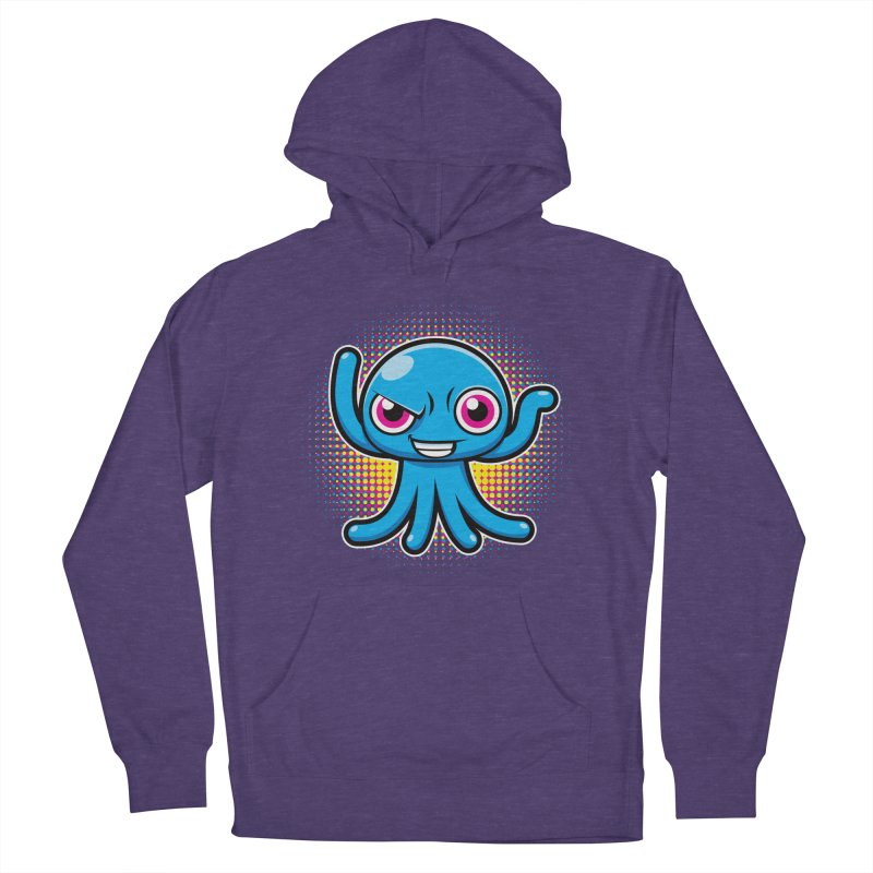 Alien Women's Pullover Hoody by hookeeak's Artist Shop