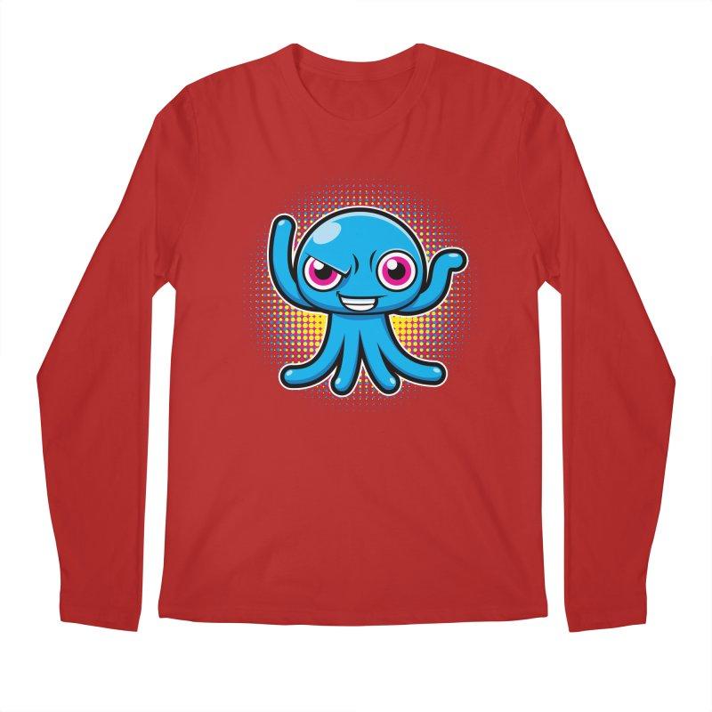 Alien Men's Longsleeve T-Shirt by hookeeak's Artist Shop