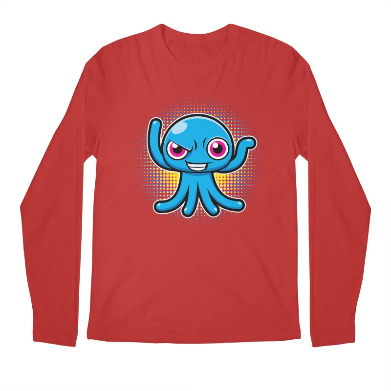 Alien Men's Longsleeve T-Shirt by hookeeak's Artist Shop