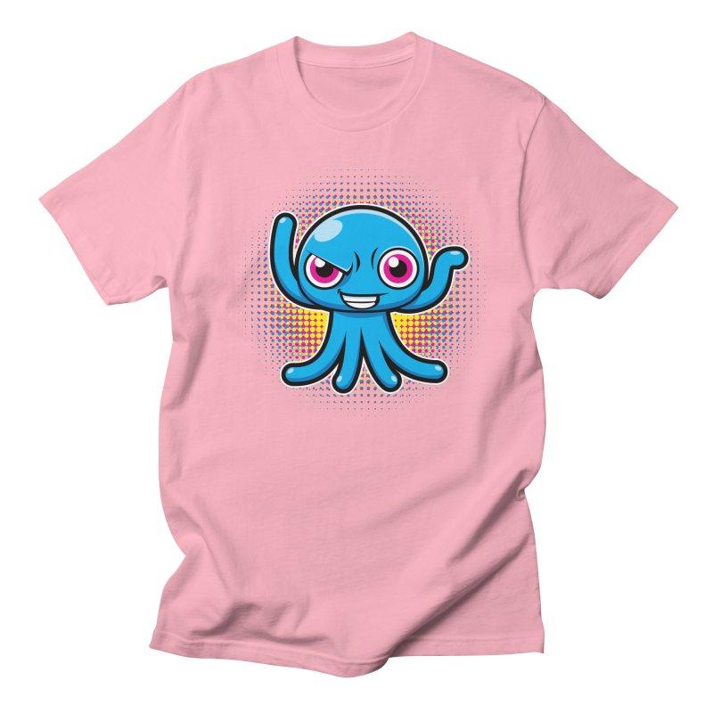 Alien Men's T-Shirt by hookeeak's Artist Shop