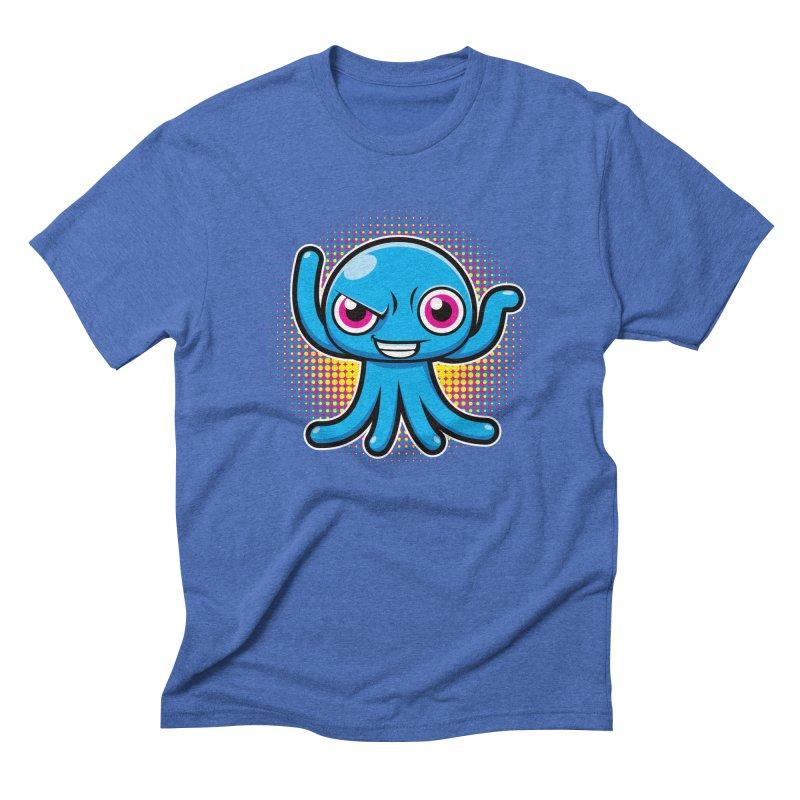 Alien Men's Triblend T-Shirt by hookeeak's Artist Shop