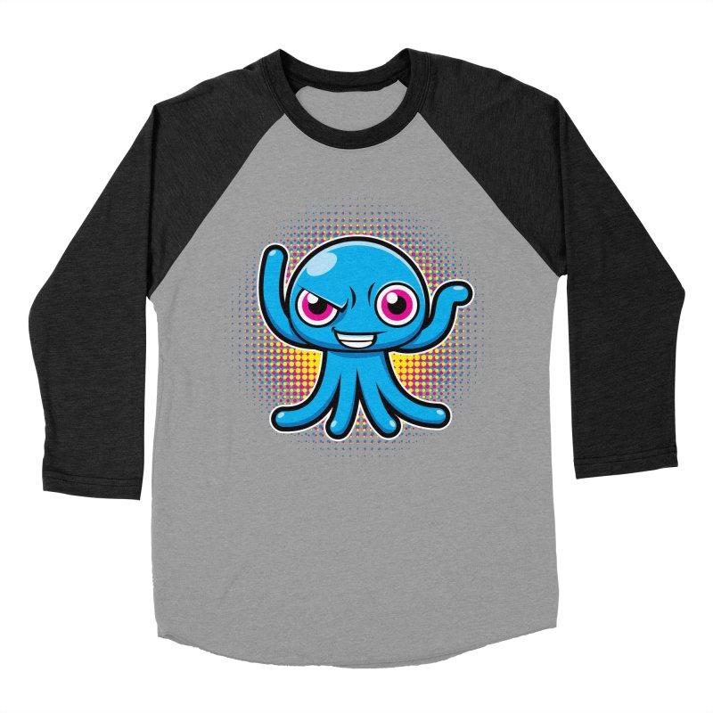 Alien Women's Baseball Triblend T-Shirt by hookeeak's Artist Shop