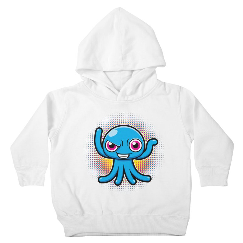 Alien Kids Toddler Pullover Hoody by hookeeak's Artist Shop