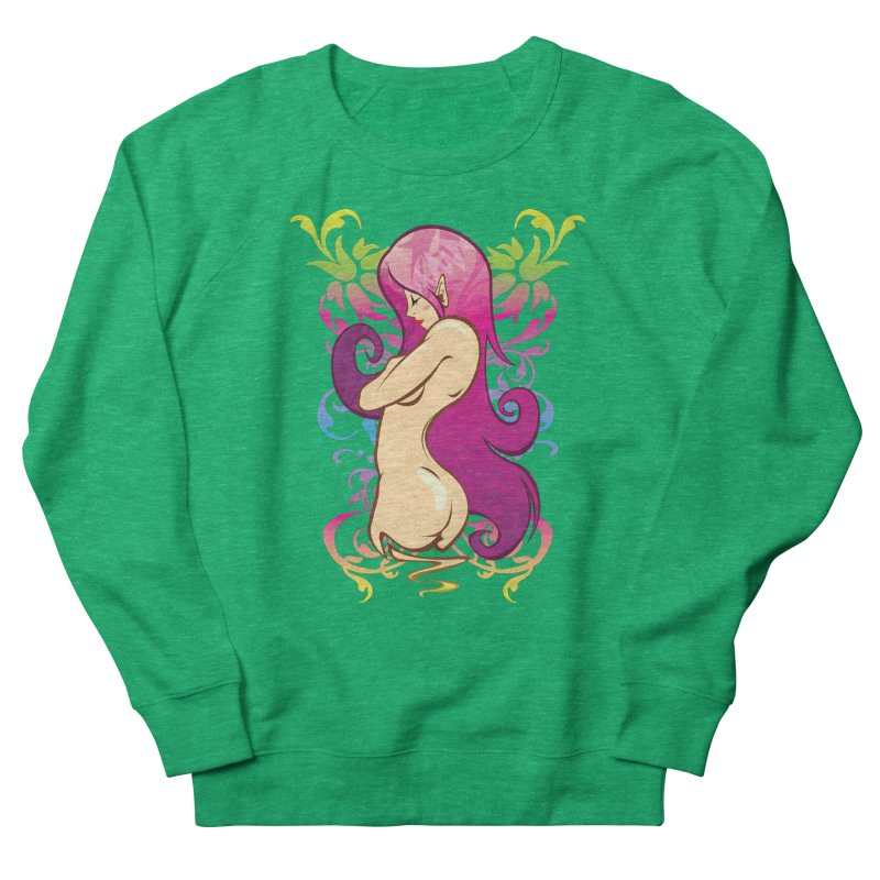 Elf Men's Sweatshirt by hookeeak's Artist Shop