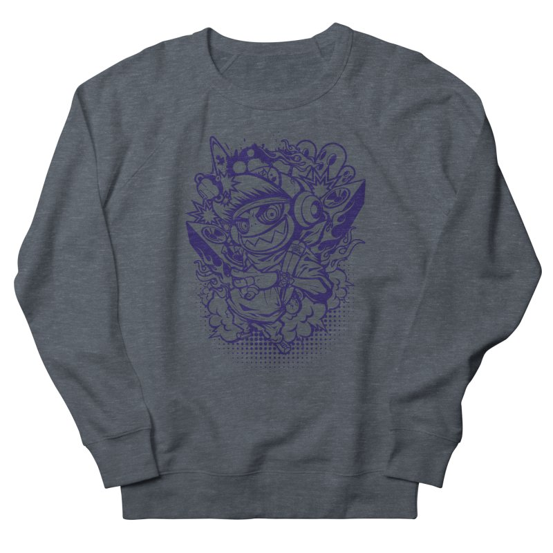 CRAZY MONKEY BEAT Men's Sweatshirt by hookeeak's Artist Shop