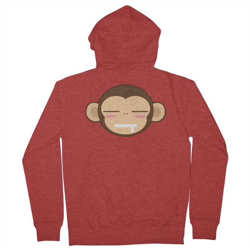Zz Mong Men's Zip-Up Hoody by hookeeak's Artist Shop