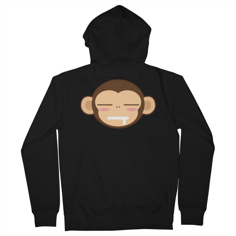 Zz Mong Men's Zip-Up Hoody by hookeeak's Artist Shop