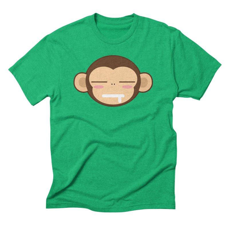 Zz Mong Men's Triblend T-Shirt by hookeeak's Artist Shop