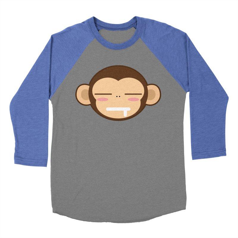 Zz Mong Men's Baseball Triblend T-Shirt by hookeeak's Artist Shop