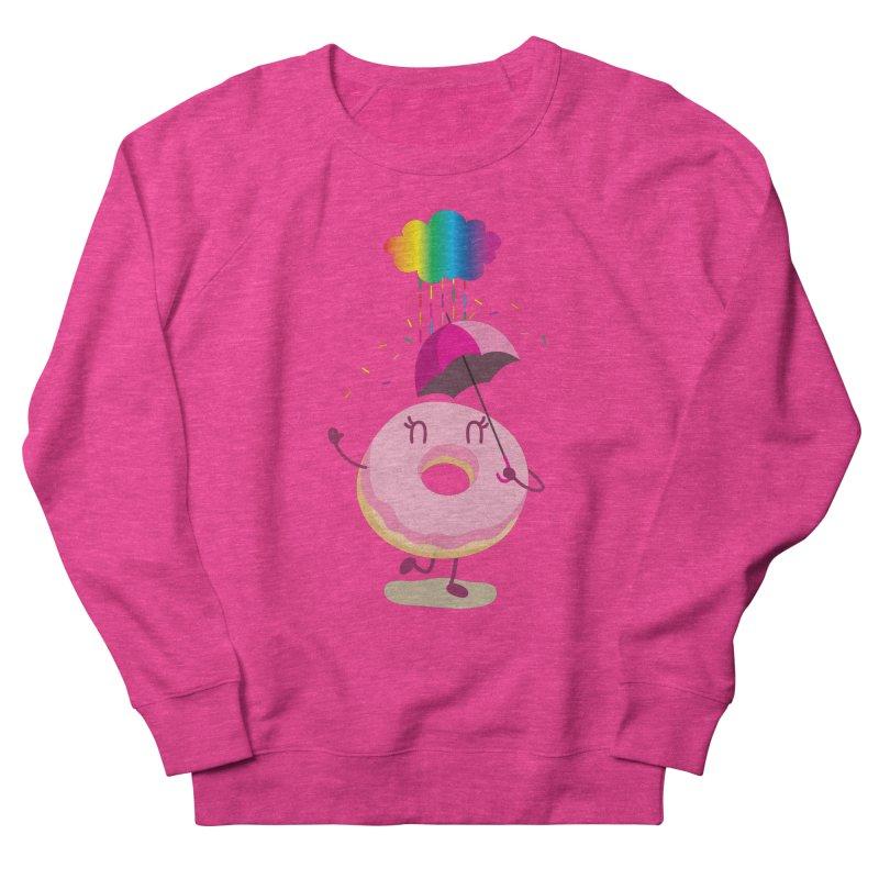 Rainbow Sugar Rain 2 Men's Sweatshirt by hookeeak's Artist Shop