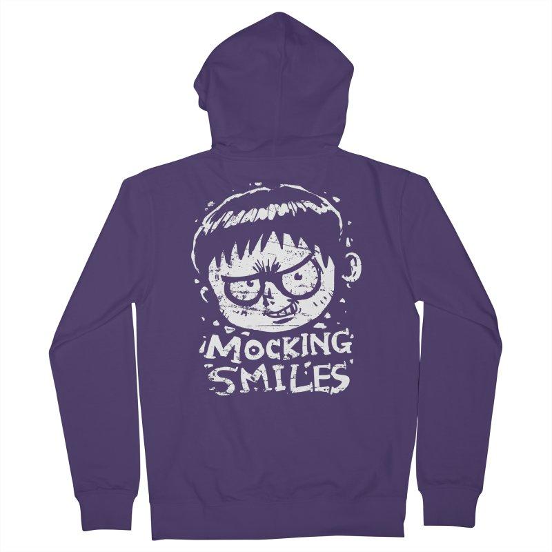 Mocking Smiles Women's Zip-Up Hoody by hookeeak's Artist Shop