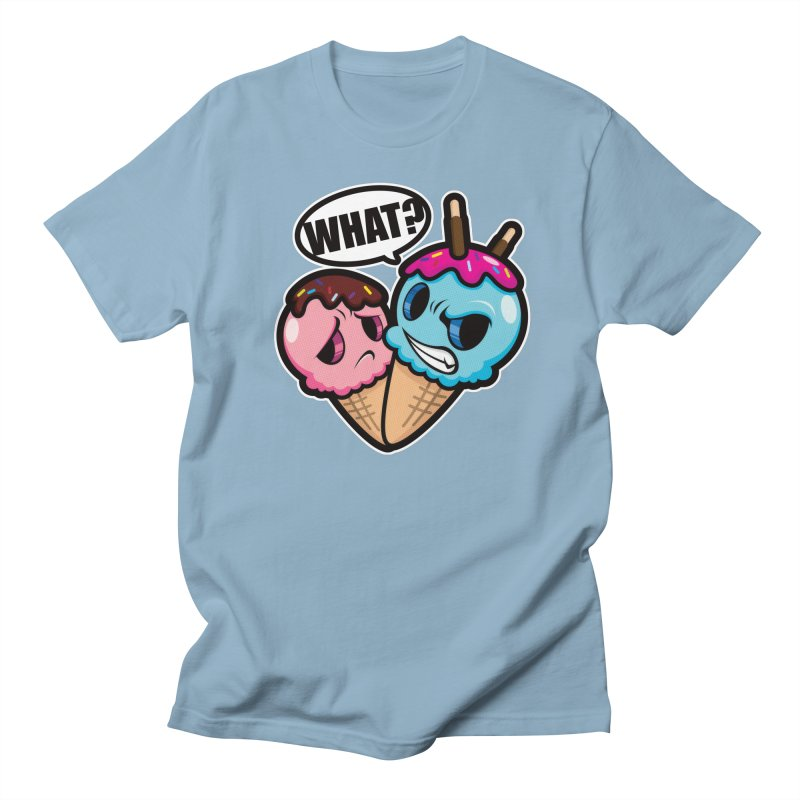 MONSCREAM Men's T-shirt by hookeeak's Artist Shop