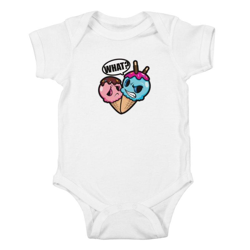 MONSCREAM Kids Baby Bodysuit by hookeeak's Artist Shop