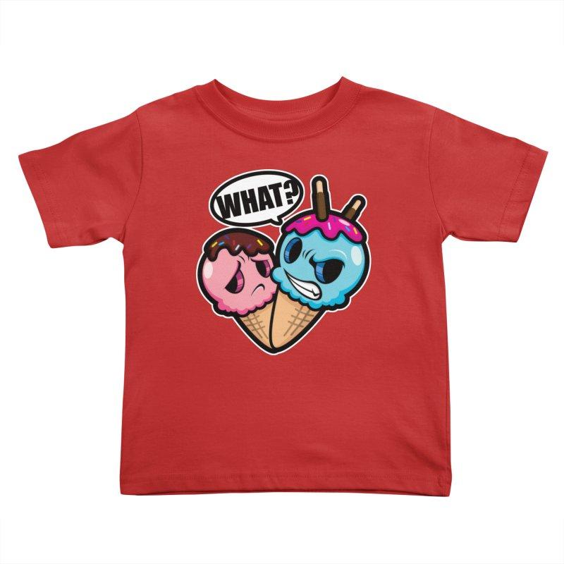 MONSCREAM Kids Toddler T-Shirt by hookeeak's Artist Shop