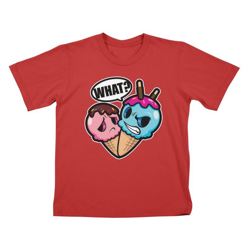 MONSCREAM Kids T-Shirt by hookeeak's Artist Shop