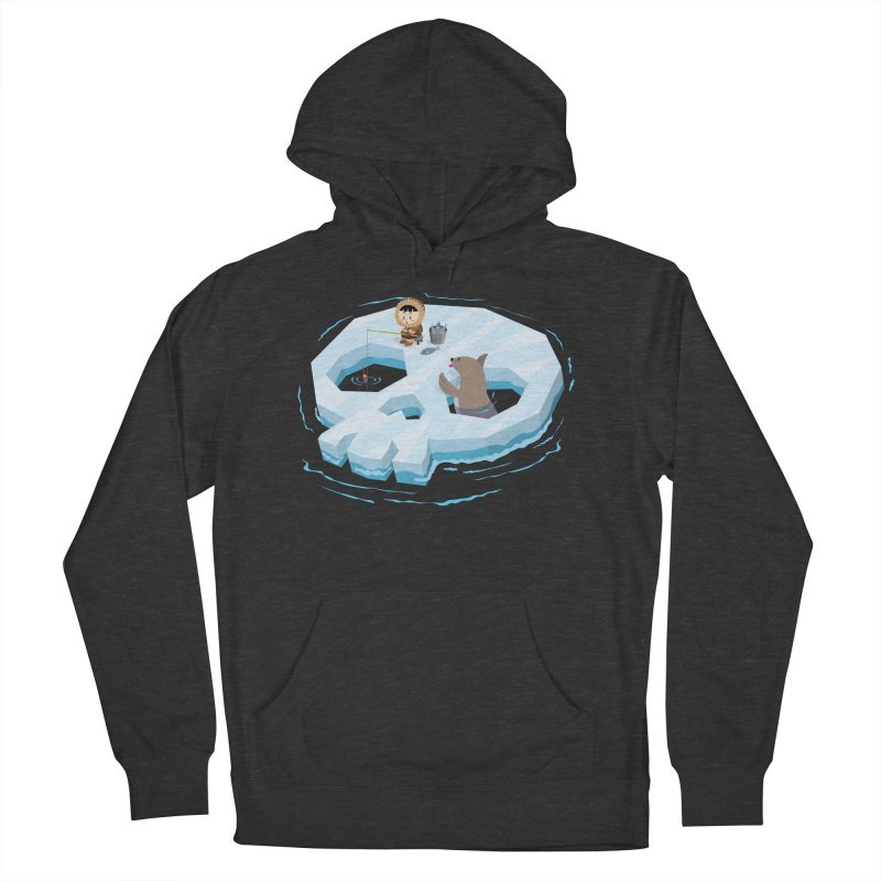 Ice Skull Women's Pullover Hoody by hookeeak's Artist Shop