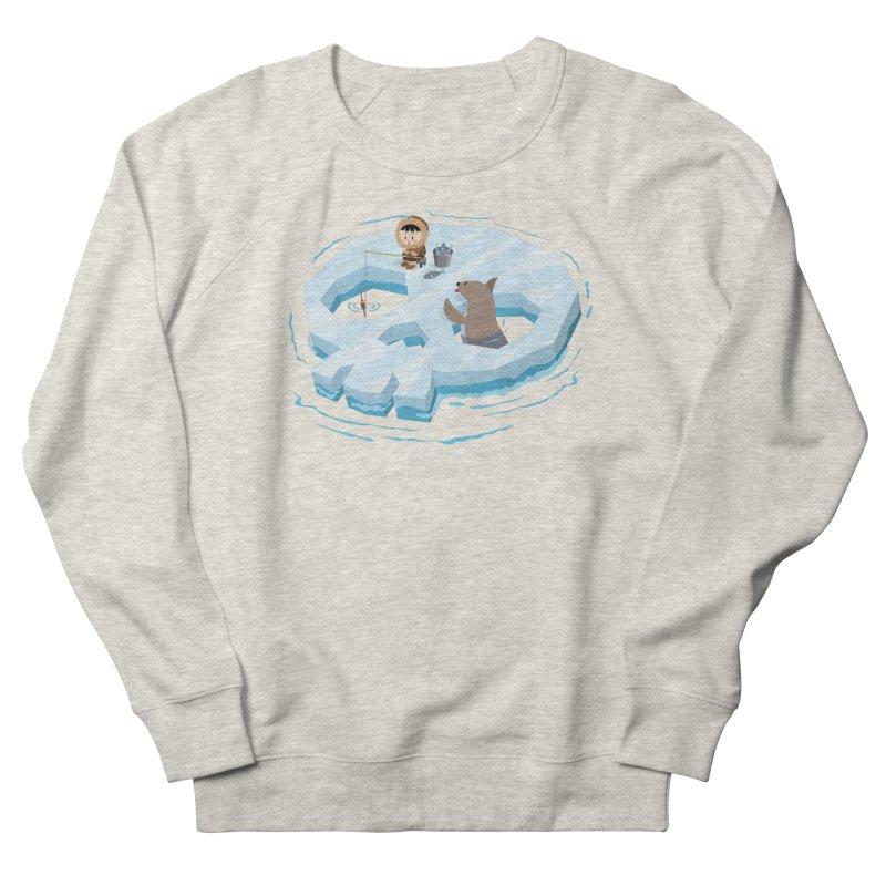Ice Skull Women's Sweatshirt by hookeeak's Artist Shop