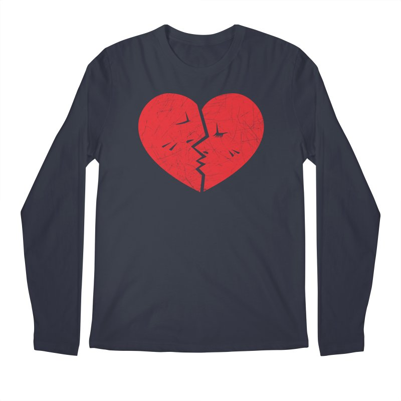 Once We Loved.... Men's Longsleeve T-Shirt by hookeeak's Artist Shop