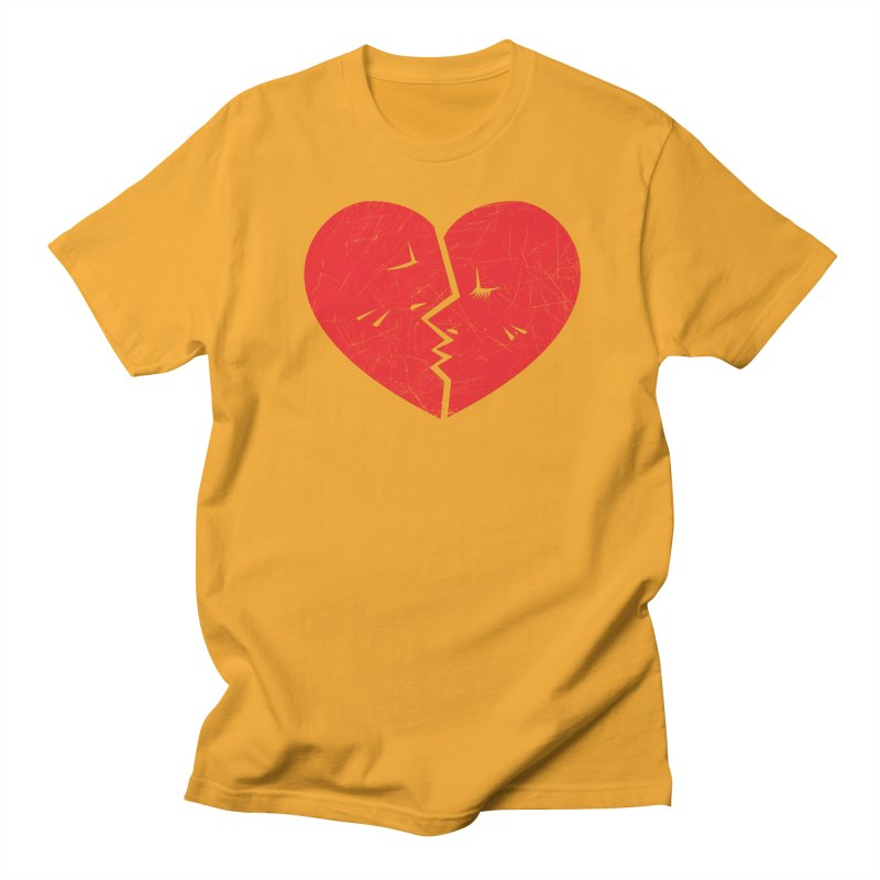 Once We Loved.... Men's T-Shirt by hookeeak's Artist Shop