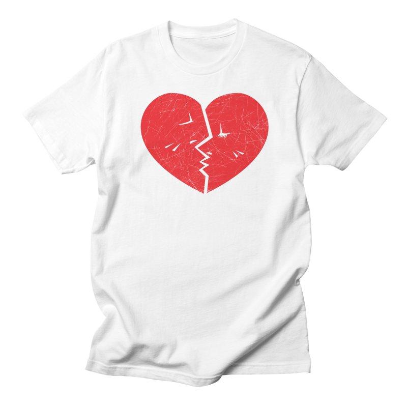 Once We Loved.... Men's T-shirt by hookeeak's Artist Shop