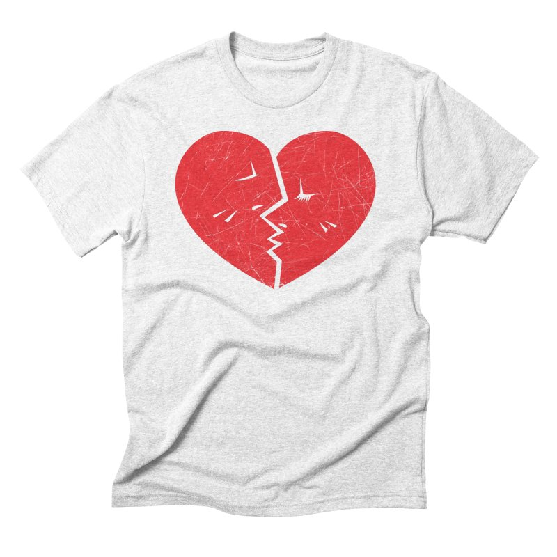 Once We Loved.... Men's Triblend T-shirt by hookeeak's Artist Shop