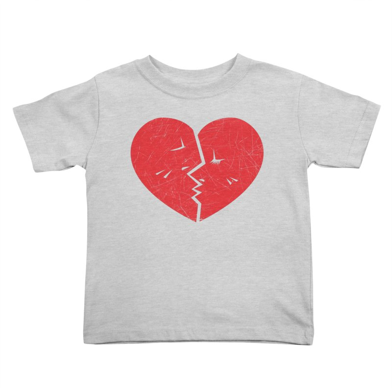 Once We Loved.... Kids Toddler T-Shirt by hookeeak's Artist Shop