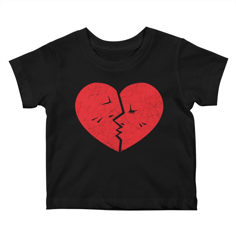 Once We Loved.... Kids Baby T-Shirt by hookeeak's Artist Shop