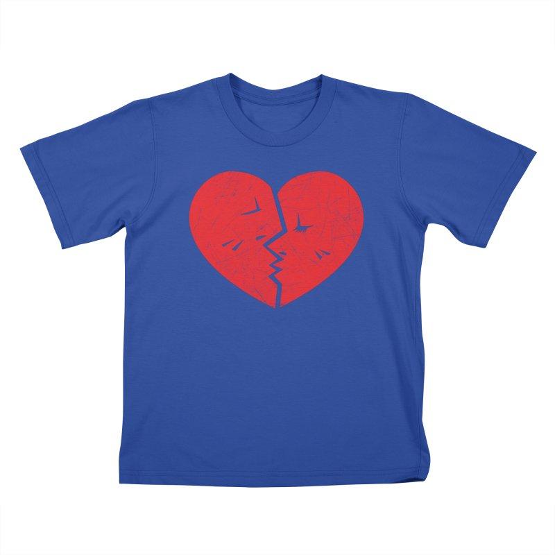 Once We Loved.... Kids T-shirt by hookeeak's Artist Shop