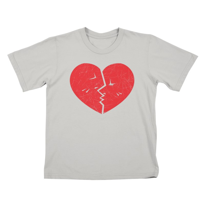 Once We Loved.... Kids T-shirt by hookeeak's Artist Shop