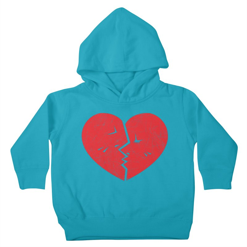Once We Loved.... Kids Toddler Pullover Hoody by hookeeak's Artist Shop