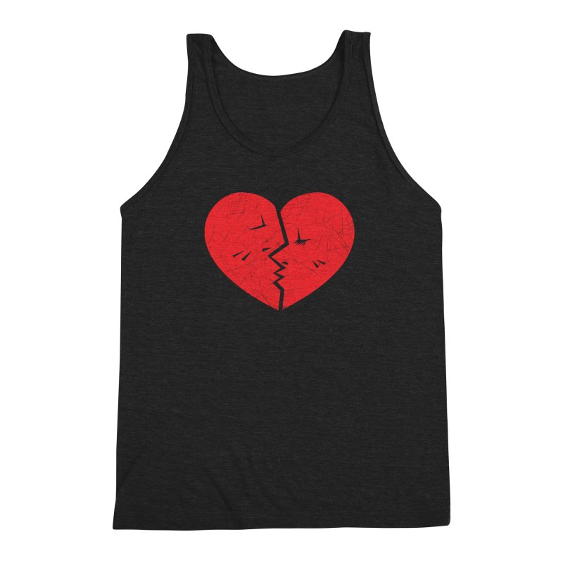 Once We Loved.... Men's Triblend Tank by hookeeak's Artist Shop