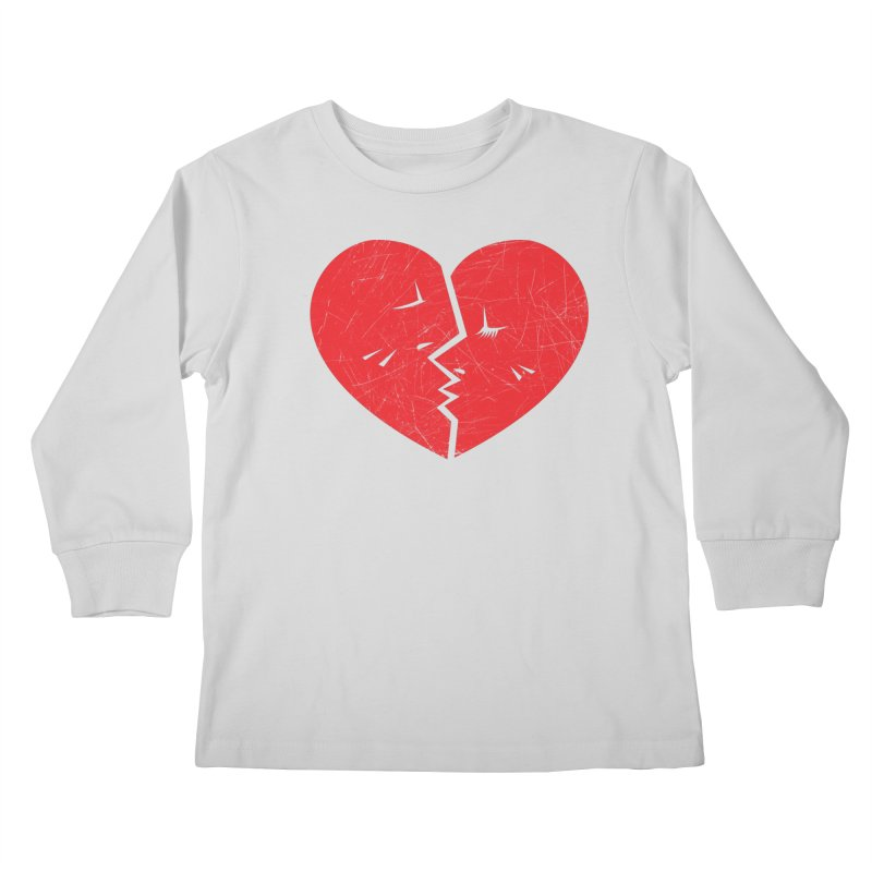 Once We Loved.... Kids Longsleeve T-Shirt by hookeeak's Artist Shop