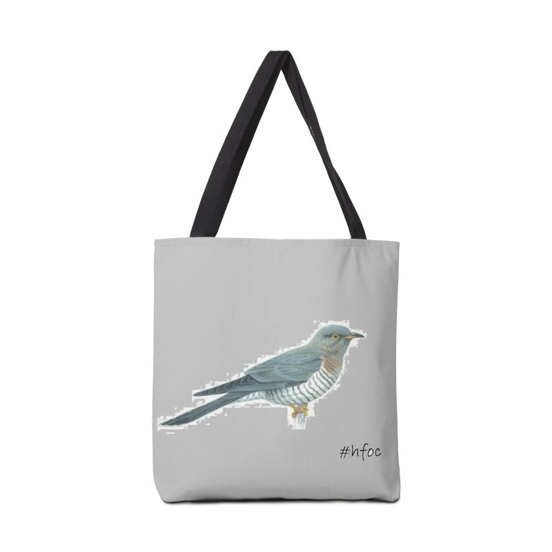 Save the Cuckoo - Grey in Tote Bag by hopeforourchildren's Artist Shop