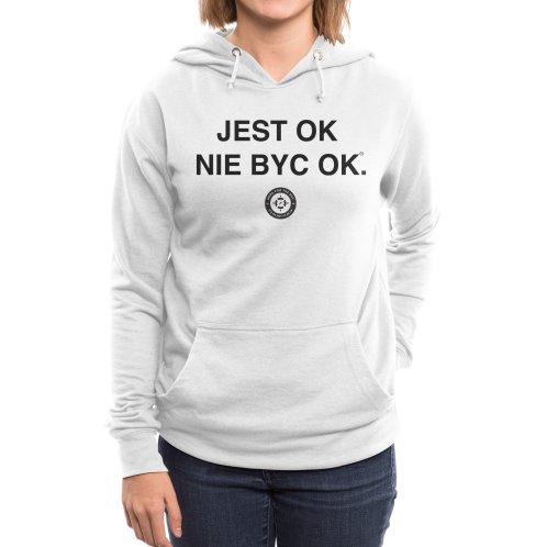 image for IT'S OK Polish Black Lettering