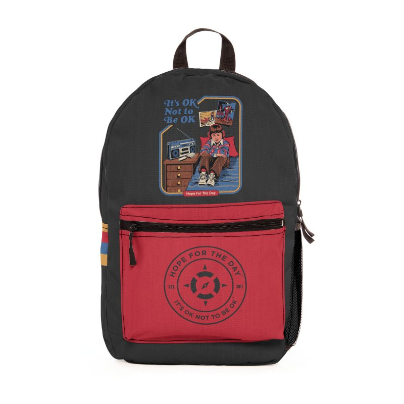 Steven Rhodes - Artist Series Accessories Bag by Hope for the Day Shop