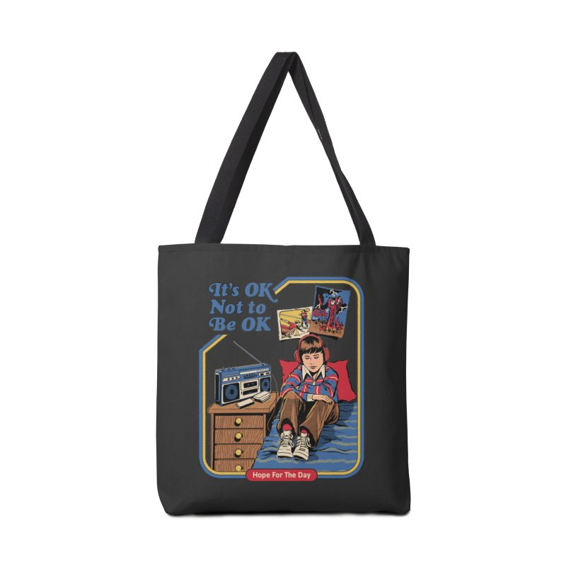 Steven Rhodes - Artist Series Accessories Tote Bag Bag by Hope for the Day Shop