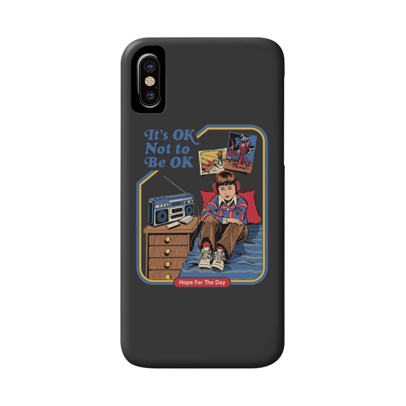 Steven Rhodes - Artist Series Accessories Phone Case by Hope for the Day Shop