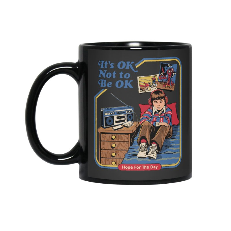 Steven Rhodes - Artist Series Accessories Standard Mug by Hope for the Day Shop