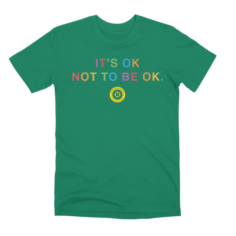 IT'S OK Intersex Men's Premium T-Shirt by Hope for the Day Shop